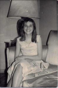 Marita a los 13 años