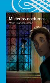 Misterios Nocturnos, mi ultimo libro ya está en laslibrerías