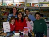 Encuentro con mis lectores en la 25 Feria del libro infantil y juvenil de BuenosAires