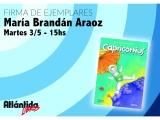 Firmo martes 3 de mayo -15 hs en Feria Internacional del Librp de BuenosAires