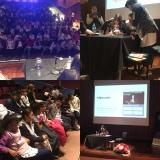 Más fotos del encuentro en la BibliotecaNacional